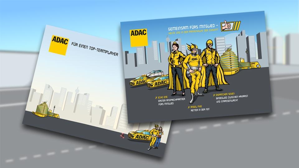 ADAC Infofilm Karte
