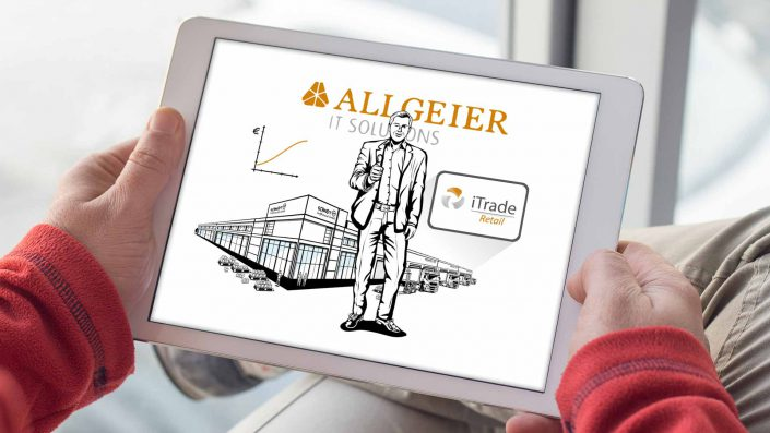 Allgeier IT Solutions iTrade Retail Infofilm