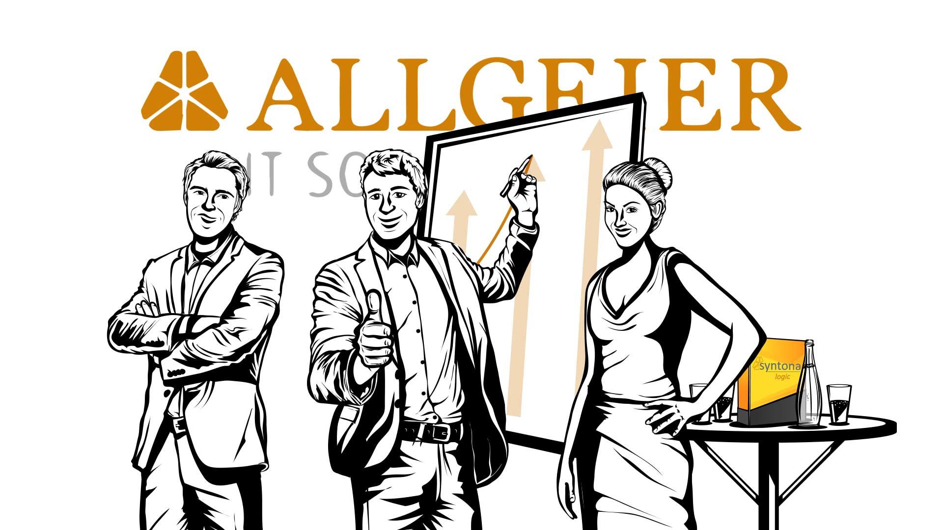 Allgeier IT Solutions syntona logic