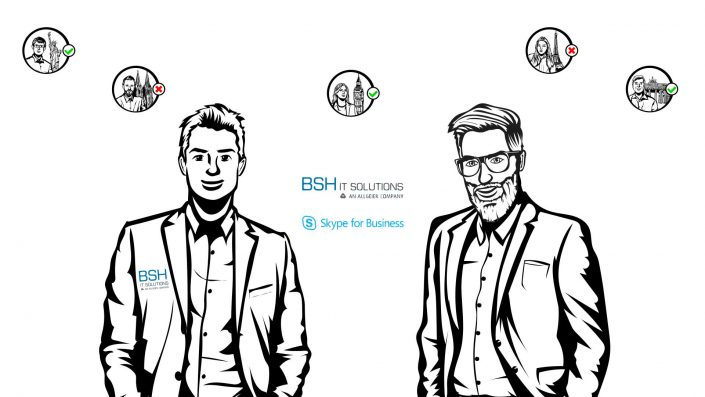 BSH IT-Solutions Infofilm