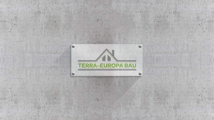 Terra Europa Bau Corporate Design