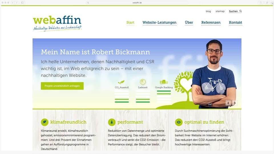 webaffin Flatdesign