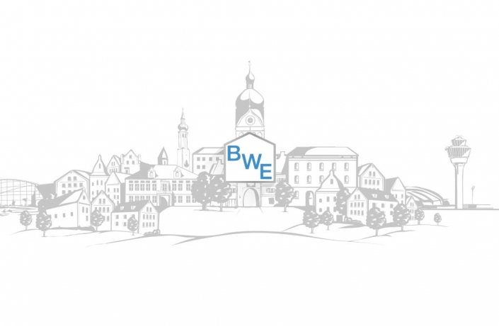 BWE Erding Corporate Design