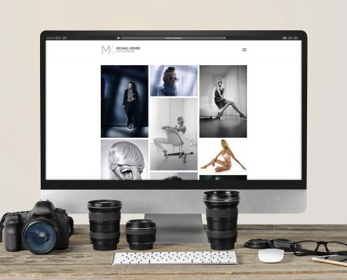 Michael Kremer Fotodesign Responsive Webdesign