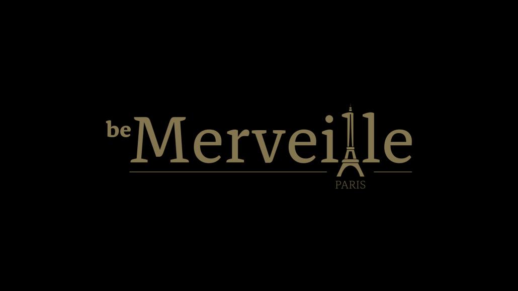 Be Merveille Paris Logo Design