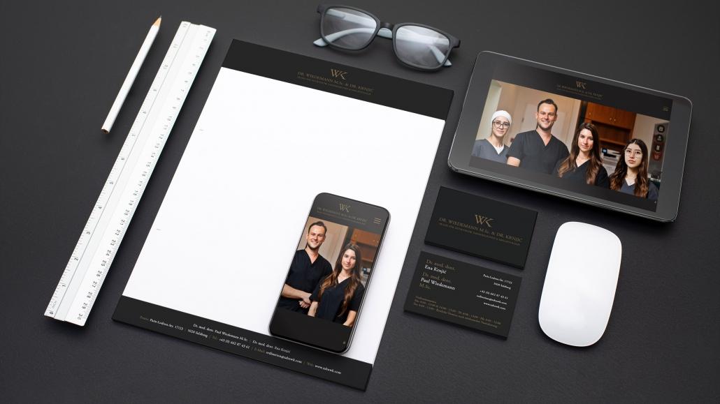 ZAHNWK Corporate Design
